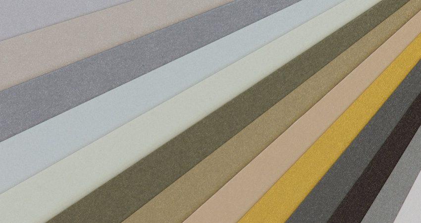 Curious Metallics – Novas cores