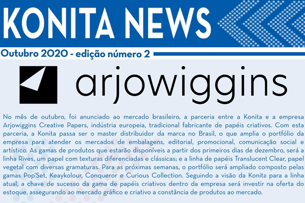 Konita News – Outubro 2020 – N°2