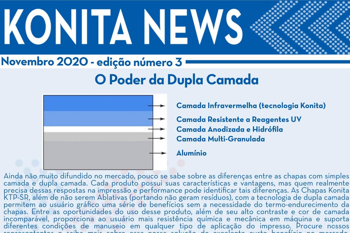 Konita News – Novembro 2020 N°3