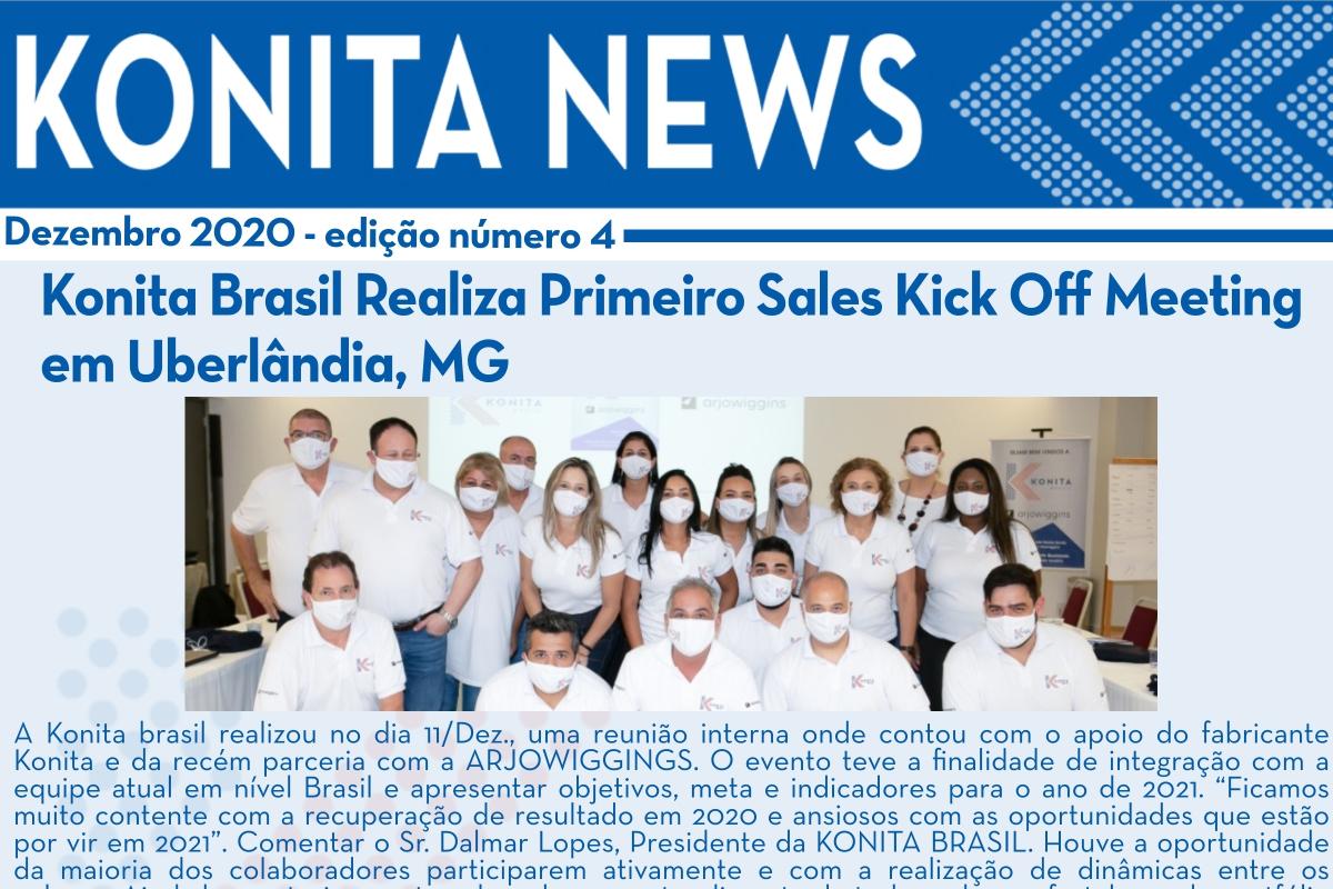 Konita News – Dezembro 2020 – N°4