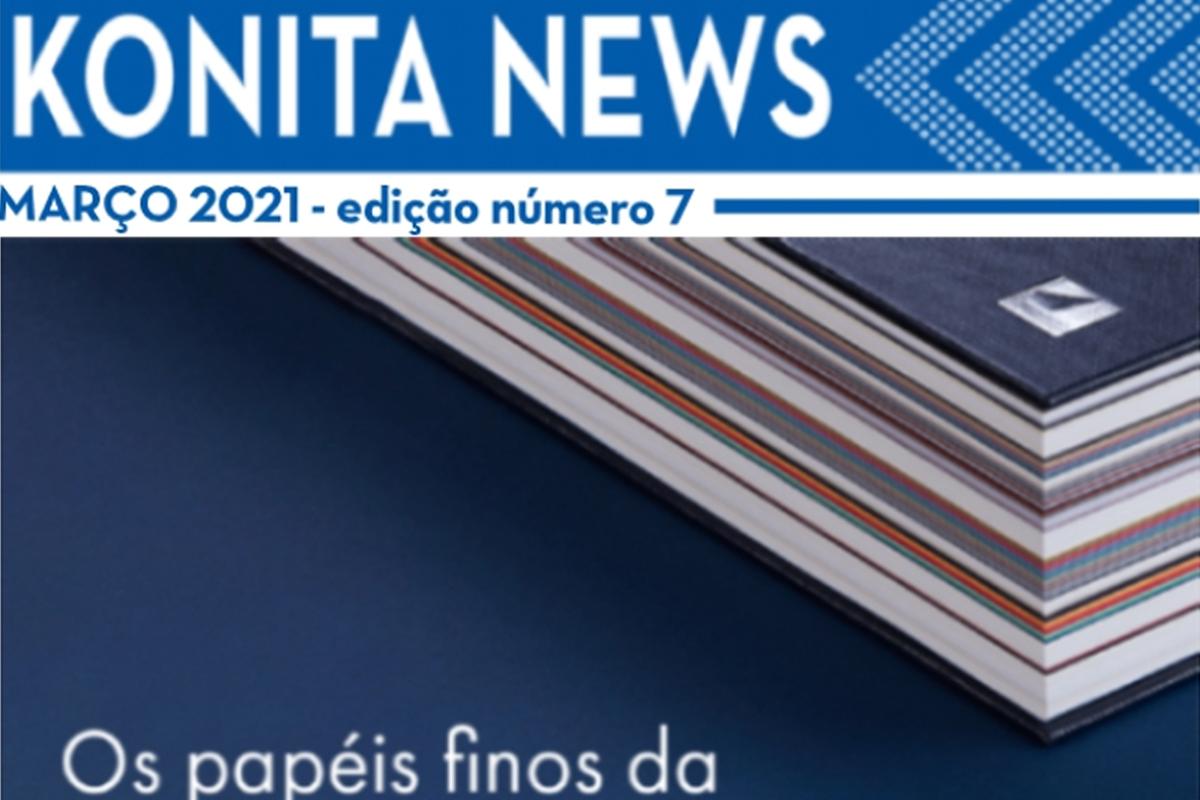 Konita News – Março 2021 – N°7