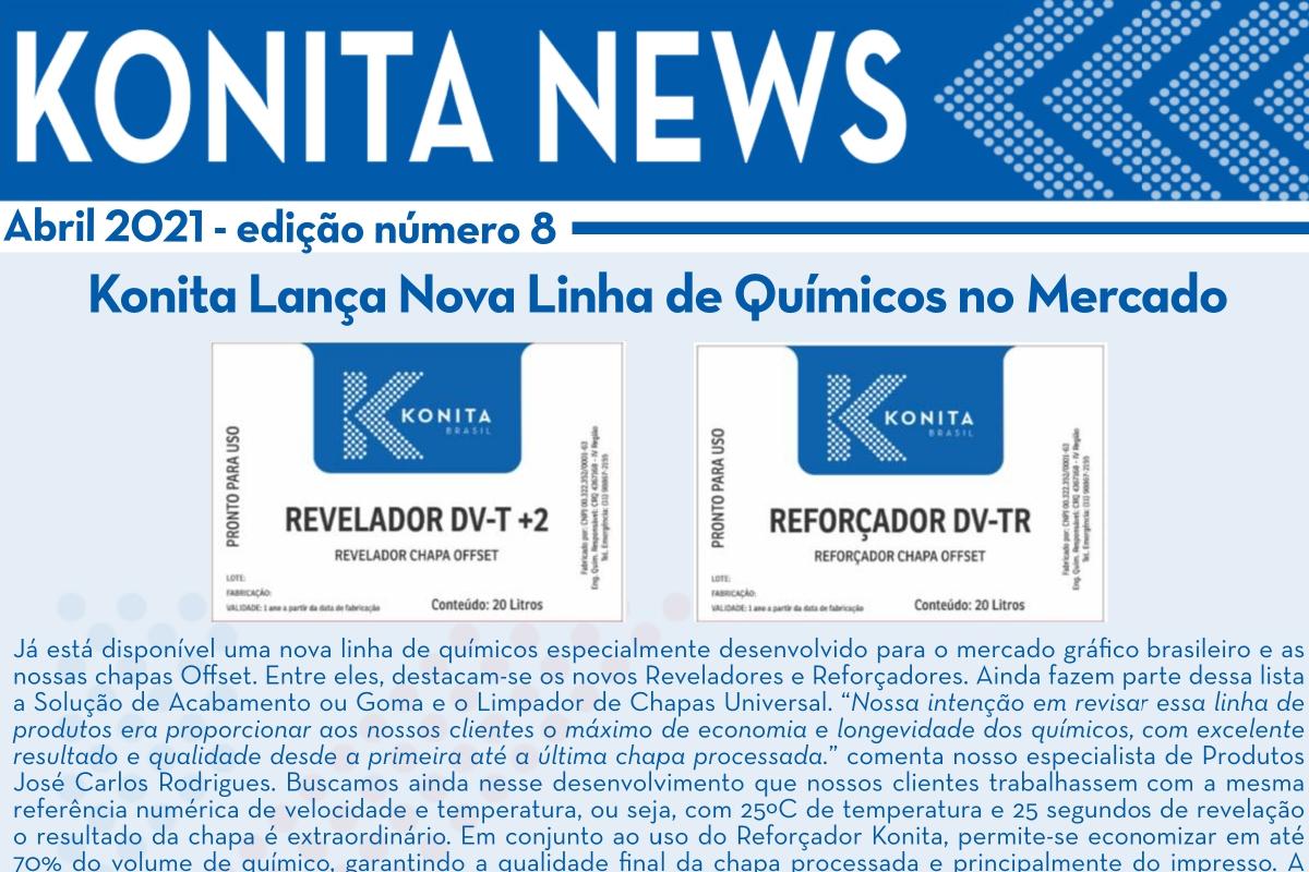 Konita News – Abril 2021 – N°8
