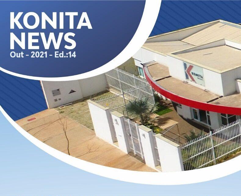 Konita News Outubro – nº 14