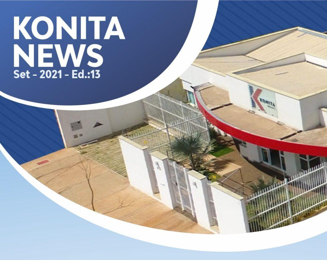 Konita News Setembro – nº13